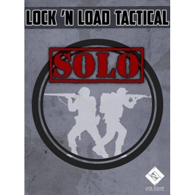 Lock 'n Load Tactical - Solo Board Game