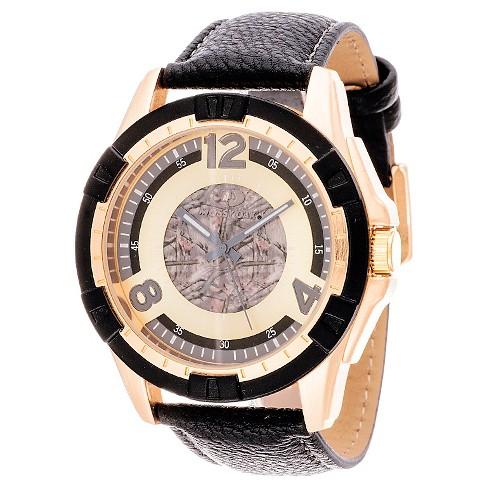 Men's Mossy Oak® Analog Watch - Black - image 1 of 2
