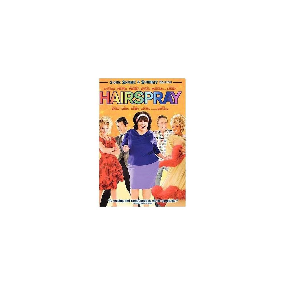 Hairspray Shake & Shimmy Edition (Mus (Dvd)