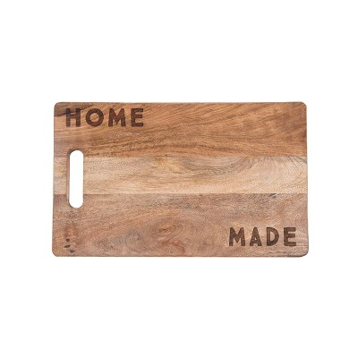 Cutting Board - Home Made - Wood - 3R Studios