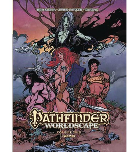 Pathfinder Worldscape 2 -  by Erik Mona & James L. Sutter & Christopher Paul Carey (Hardcover) - image 1 of 1