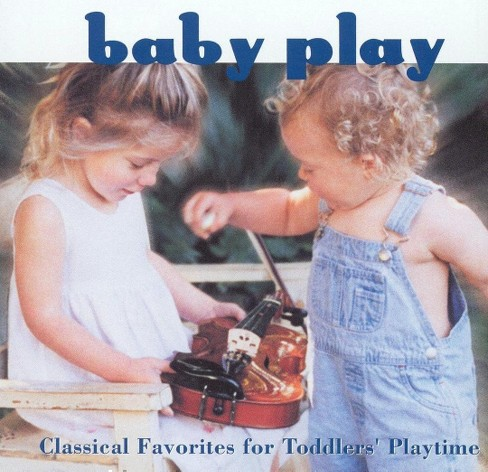 Various - Baby play:Classical favorites for tod (CD) - image 1 of 1