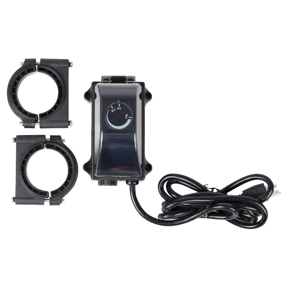Infrared Patio Heater Dimmer Switch - Black - Fire Sense