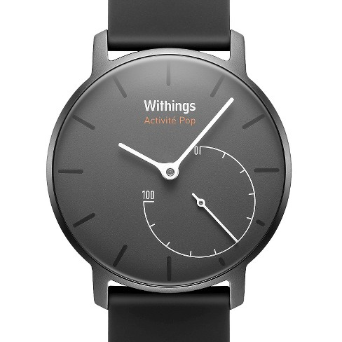 Withings Activité Pop Watch and Activity Tracker -Shark Gray - image 1 of 5