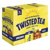 Twisted Tea Original Hard Iced Tea - 12pk/12 fl oz Cans - image 3 of 3