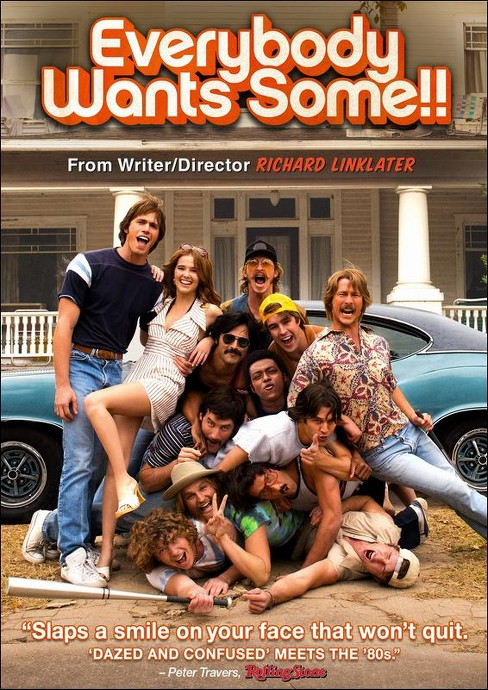 Everybody Wants Some!! (dvd_video) - image 1 of 1