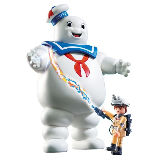 Playmobil Ghostbusters Stay Puft Marshmallow Man image number null