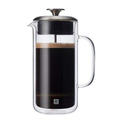 ZWILLING Sorrento Plus Double Wall French Press - image 1 of 2