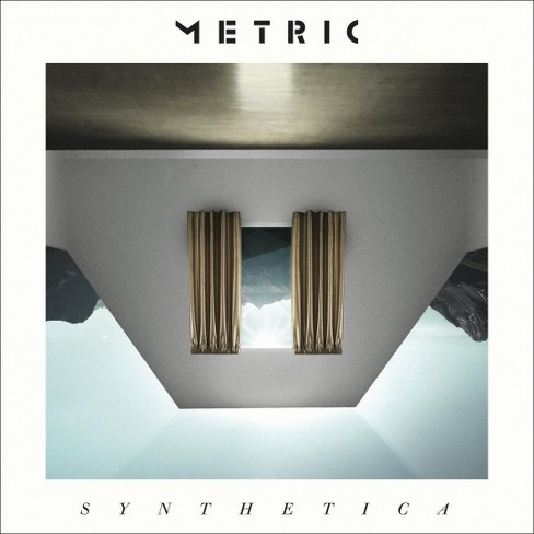 Metric - Synthetica (CD) - image 1 of 1