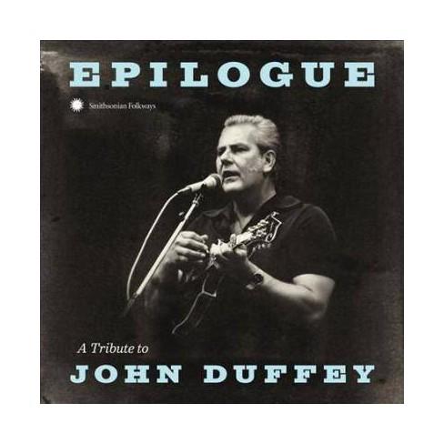 Various Artists - Epilogue: A Tribute To John Duffey (CD) - image 1 of 1