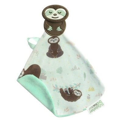Malarkey Kids Munch-It Teether Blanket - Snuggle Sloth