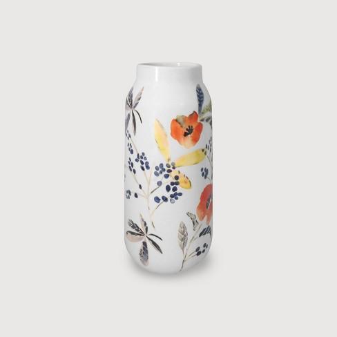 Floral Vase Large - Threshold™ - image 1 of 4