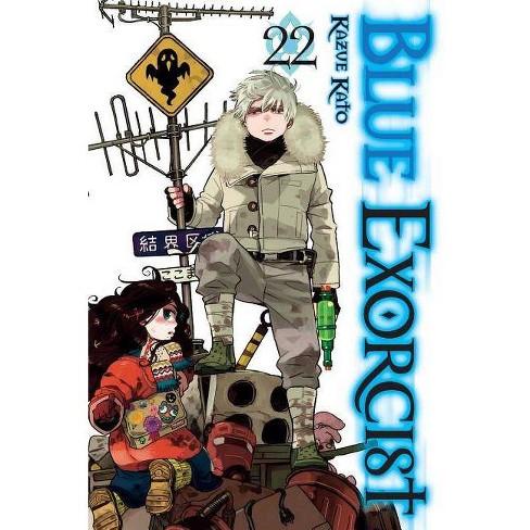 Blue Exorcist, Vol. 22 - by  Kazue Kato (Paperback) - image 1 of 1