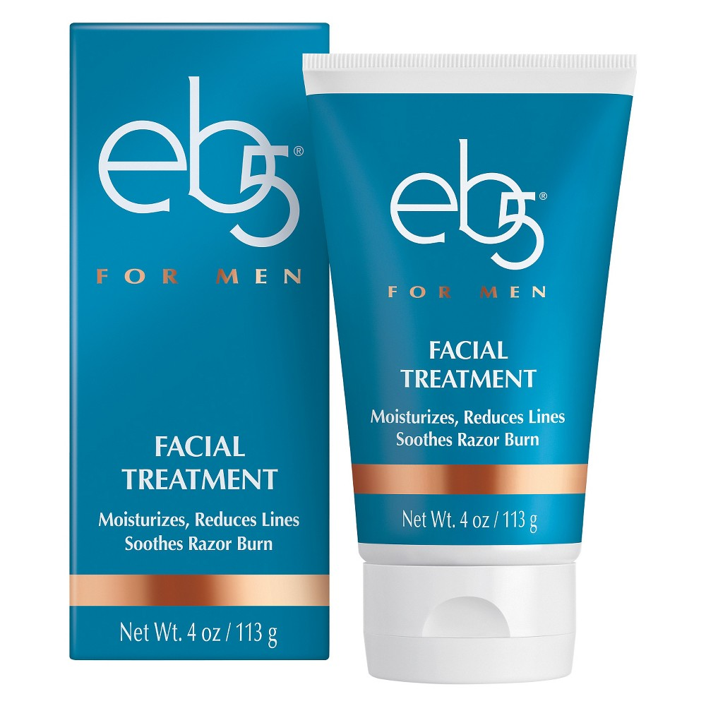 Image of Unscented eb5 For Men Moisturizing Facial Treatment - 4oz