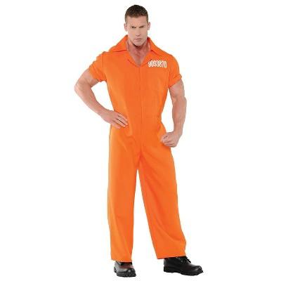 Adult Convicted Halloween Costume