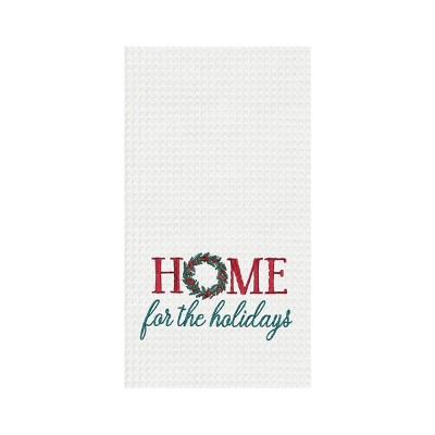 C&F Home Home For Holidays Kitchen Towel
