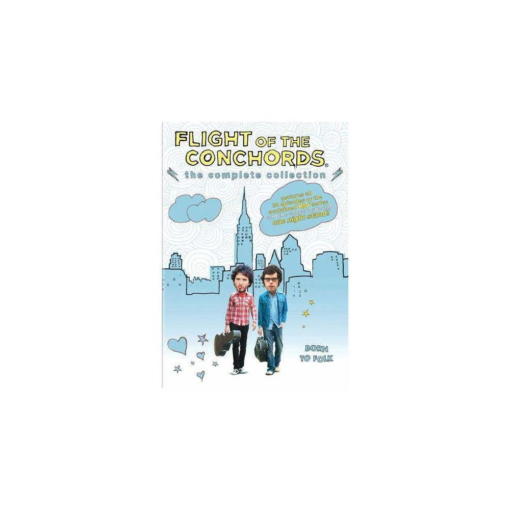 Flight Of The Conchords The Complete Collection Dvd 2015