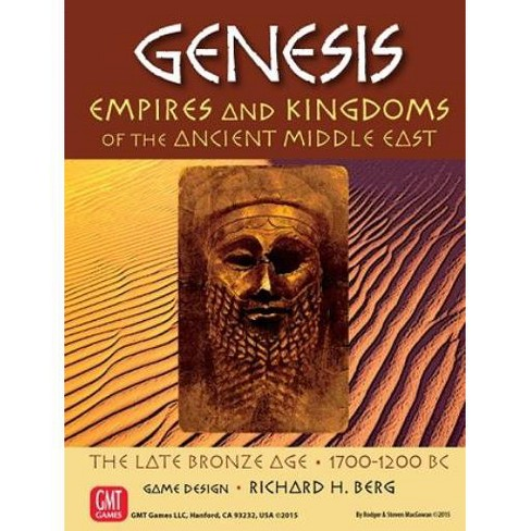 Genesis - Empires & Kingdoms of the Ancient Middle East Board Game - image 1 of 1