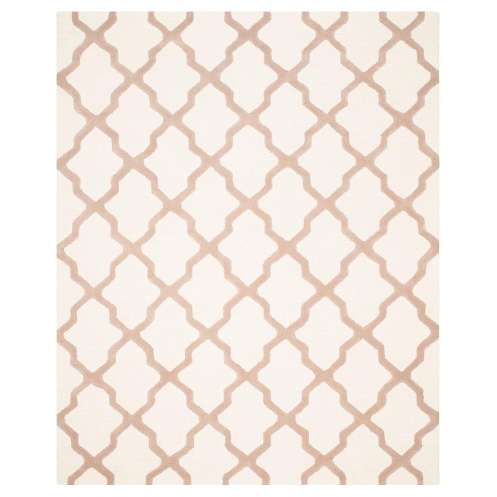Maison Textured Rug - Ivory / Beige (6'X9') - Safavieh, Ivory/Beige