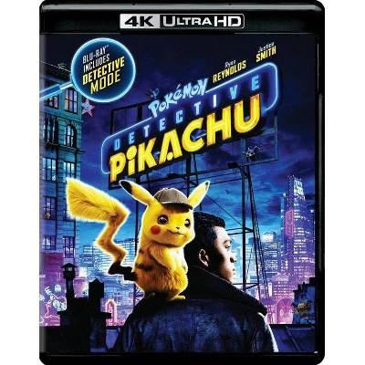 Pokemon: Detective Pikachu (4K/UHD)