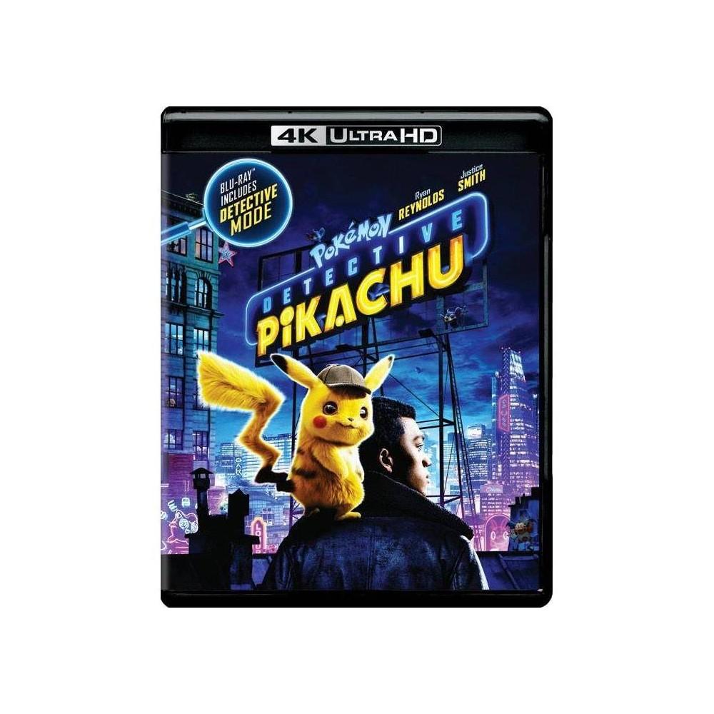 Pokemon: Detective Pikachu (4K/UHD) was $29.99 now $20.0 (33.0% off)