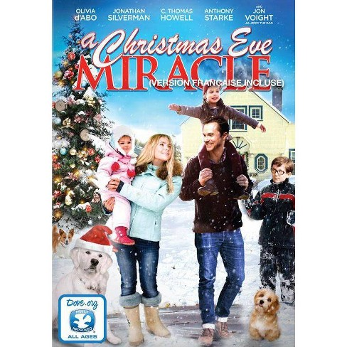 A Christmas Eve Miracle (DVD) - image 1 of 1