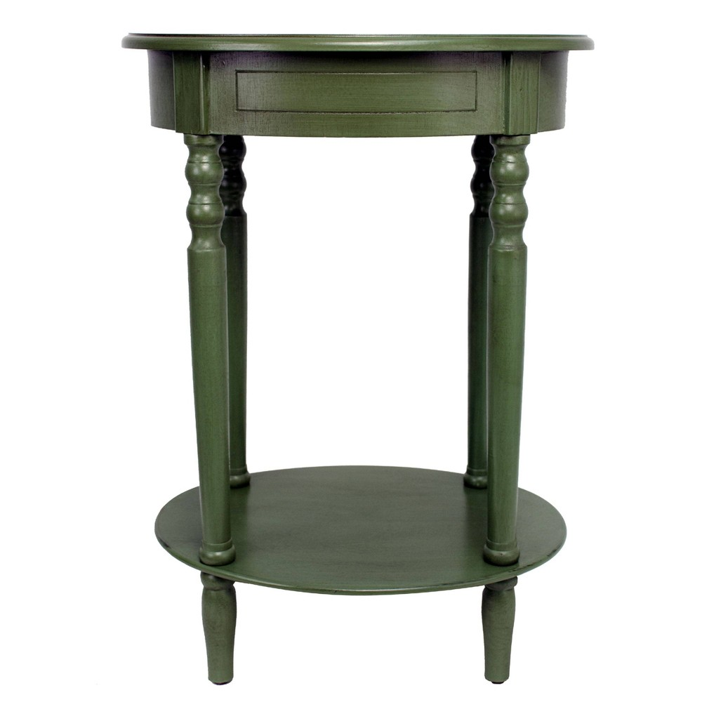 Promos Simplify Oval Accent Table  - Décor Therapy
