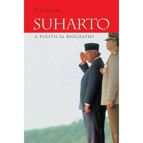 Suharto - by  R E Elson (Paperback) - image 1 of 1