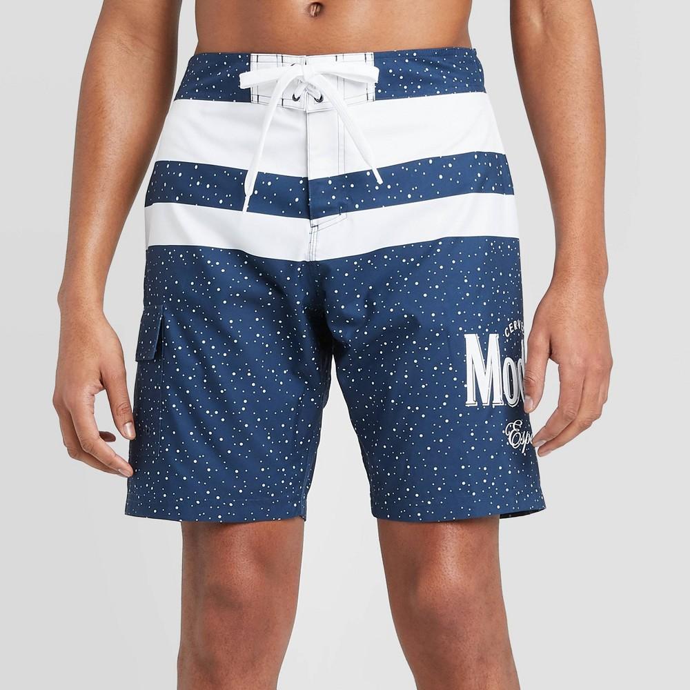 """Image of """"Men's 9"""""""" Modelo Especial Swim Trunks - Blue 2XL, Men's"""""""