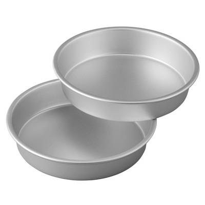 "Wilton 9"" Performance Pans Aluminum Round Cake Pan"