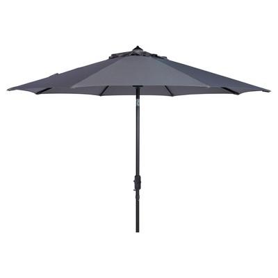 9' Ortega Crank Umbrella - Safavieh