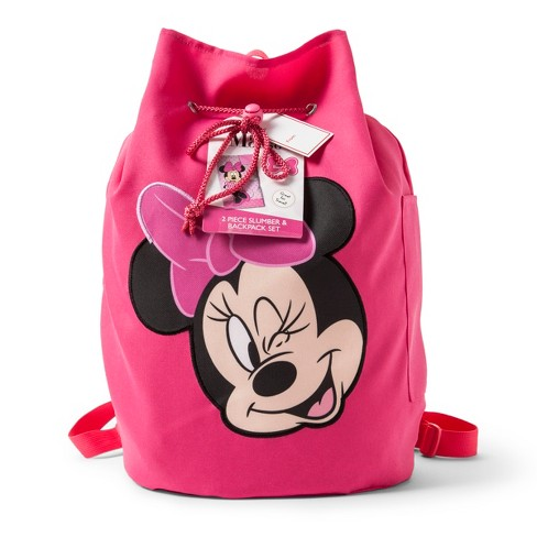 508118bedba Mickey Mouse   Friends Minnie Mouse Pink Sleeping Bag   Target