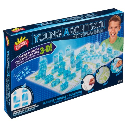 Scientific Explorer Young Architect City Planner Set - image 1 of 4