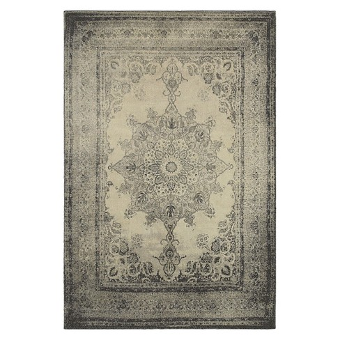 Legacy Star Area Rug - Beige (7'X10') - image 1 of 1