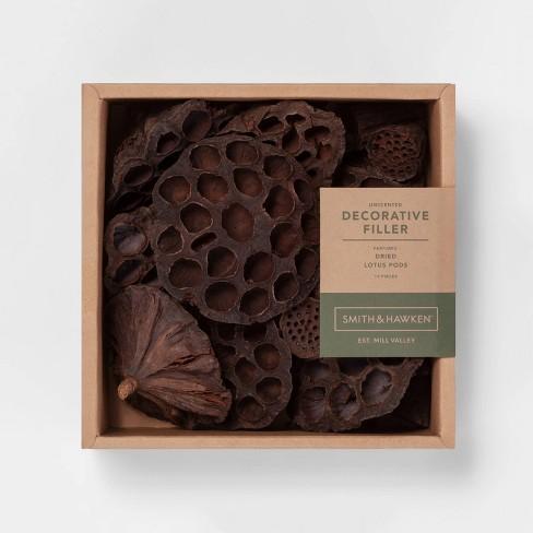 Unscented Dried Lotus Pod Vase Filler Brown - Smith & Hawken™ - image 1 of 1