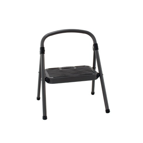 Groovy Cosco 1 Step All Steel Step Stool Pabps2019 Chair Design Images Pabps2019Com