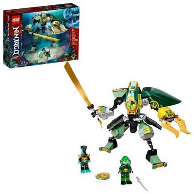 LEGO NINJAGO Lloyd's Hydro Mech 71750 Building Kit