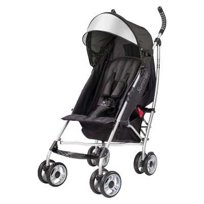 Summer Infant® 3D Lite Convenience Stroller - Black