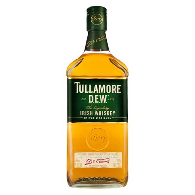 Tullamore® Dew Irish Whiskey - 750mL Bottle