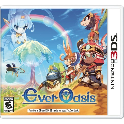 Ever Oasis Nintendo 3DS - image 1 of 7