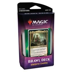 Magic The Gathering Throne of Eldraine Brawl Deck - Knights' Charge