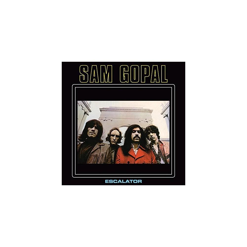 Sam Gopal - Escalator (CD)