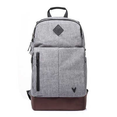 "BONDKA 19.5"" Jumpstreet Backpack - Heather Gray"