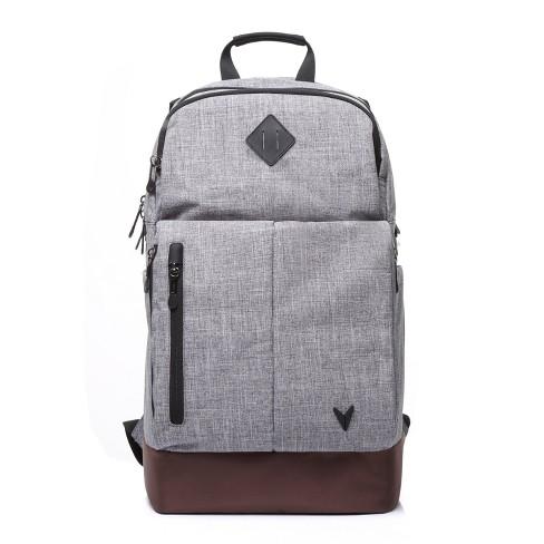 "BONDKA 19.5"" Jumpstreet Backpack - Heather Gray - image 1 of 4"