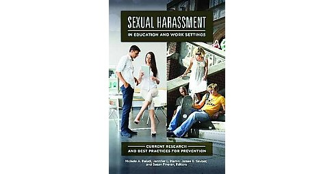 Sexual Harassment in Education and Work Settings : Current Research and Best Practices for Prevention - image 1 of 1
