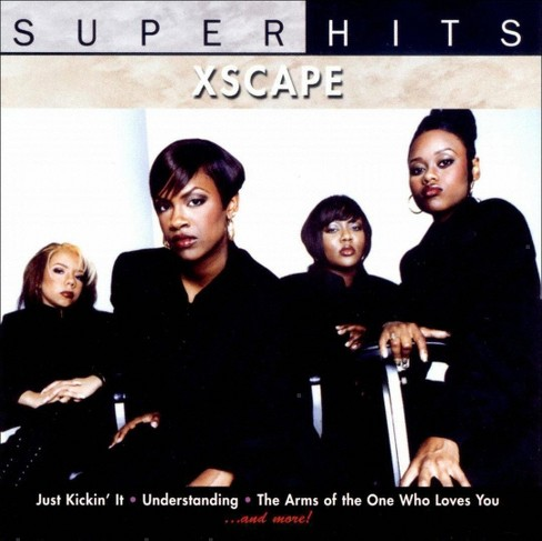 Xscape - Super hits (CD) - image 1 of 1