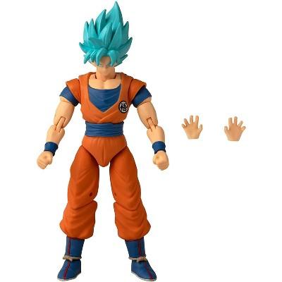 Bandai Dragon Ball Dragon Stars Super Saiyan God Blue Ver. 2 Goku Action Figure