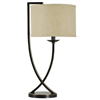 Madison Table Lamp Bronze Cloud  - StyleCraft