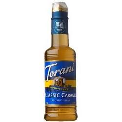 Torani Sugar Free Carmel Syrup - 12.7oz