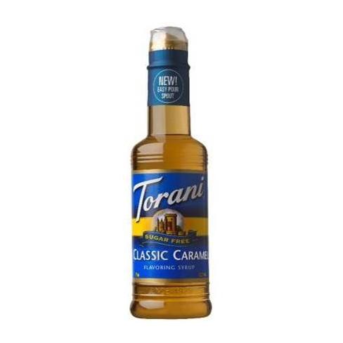 Torani Sugar Free Carmel Syrup - 12.7oz - image 1 of 3
